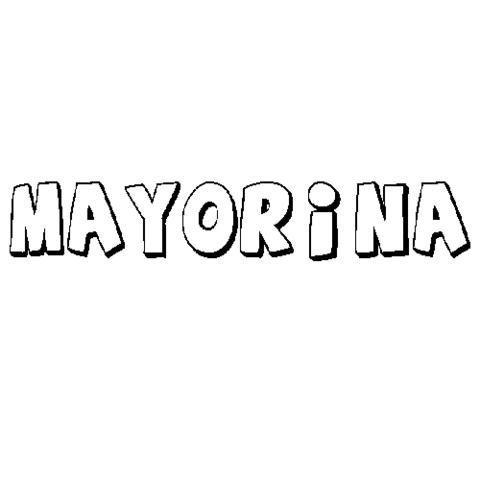 MAYORINA