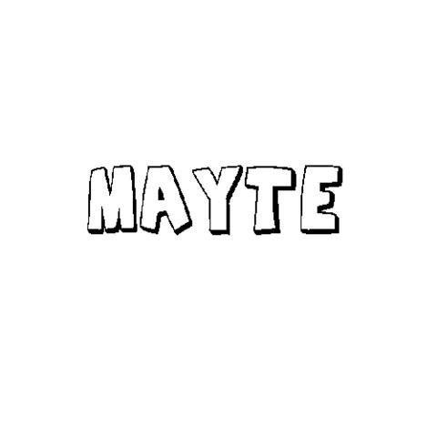 MAYTE