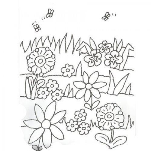 flores desenhos - Opucuk.kiessling.co