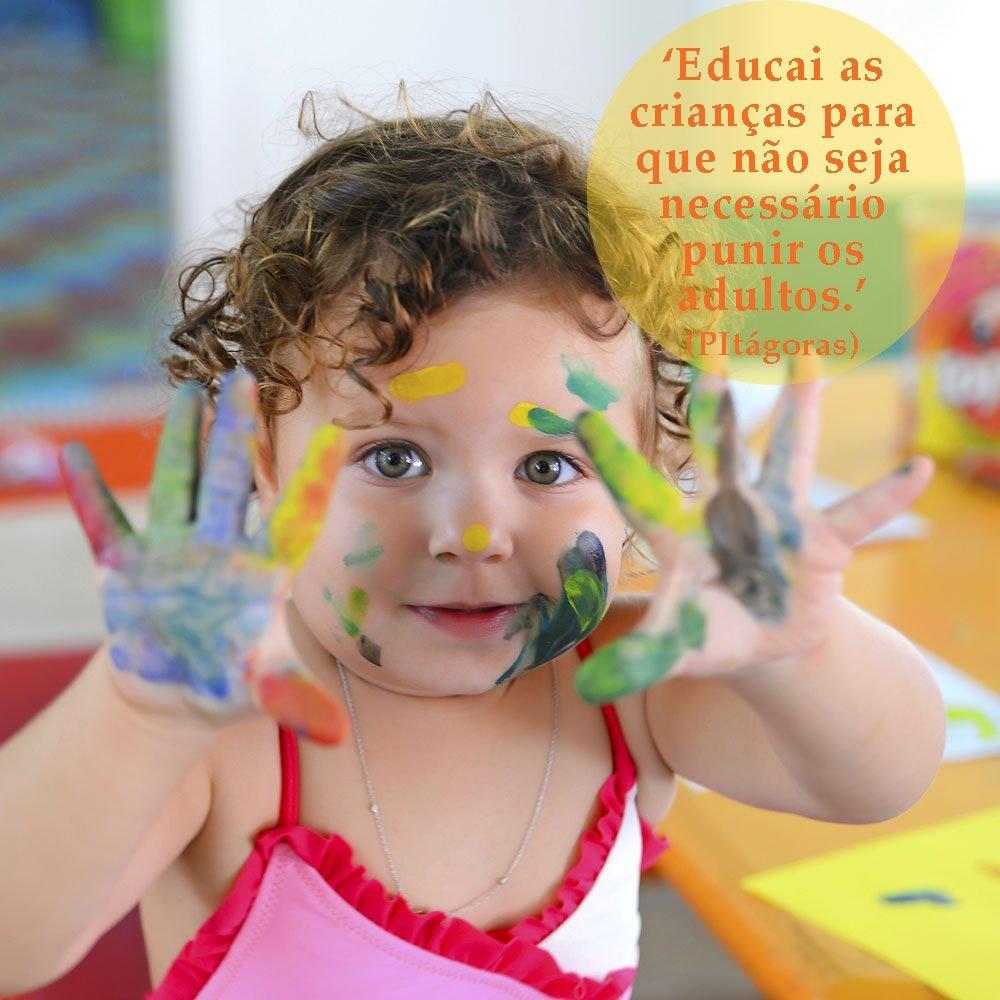 Toda criança tem direito à educação