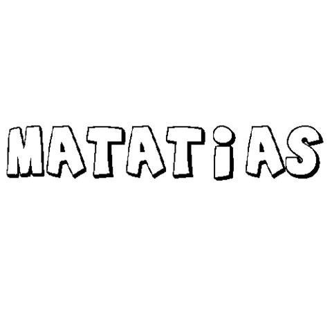 MATATÍAS