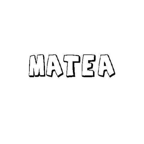 MATEA