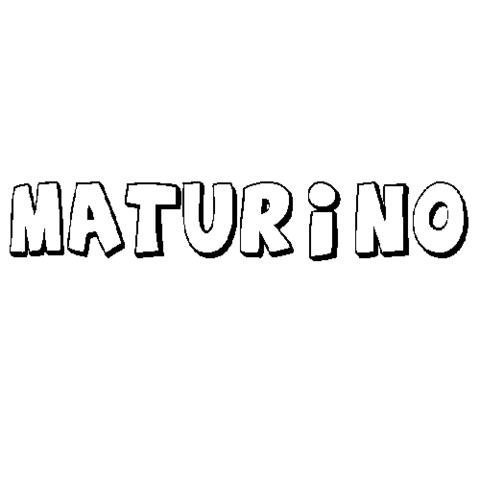 MATURINO