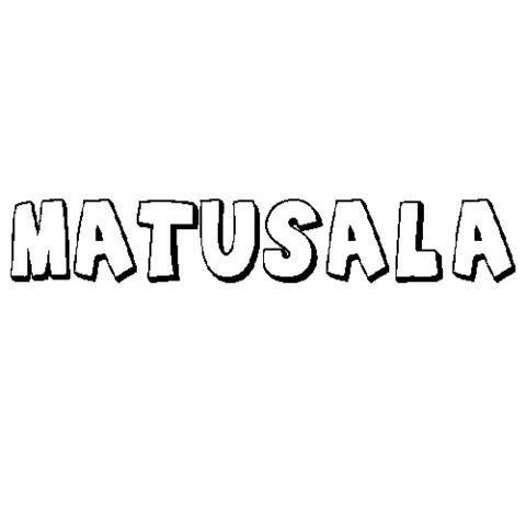 MATUSALÁ