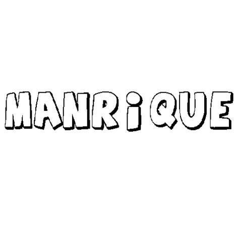 MANRIQUE