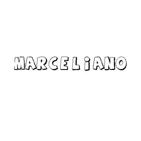 MARCELIANO