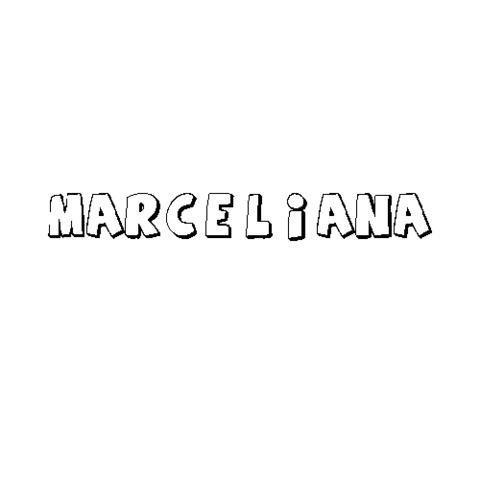 MARCELIANA