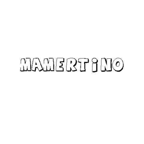 MAMERTINO