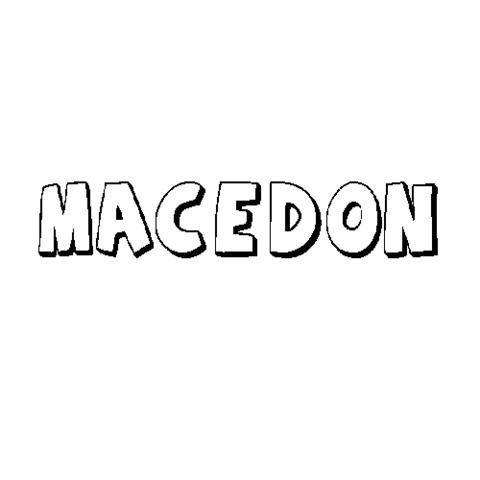 MACEDÓN