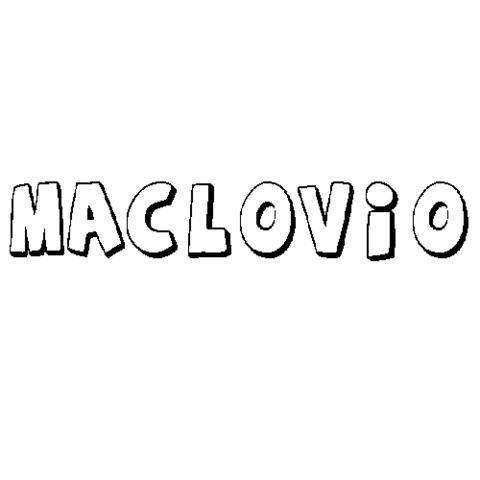 MACLOVIO