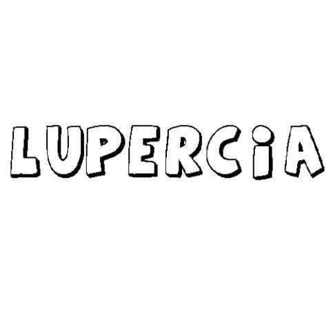 LUPERCIA