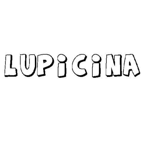 LUPICINA