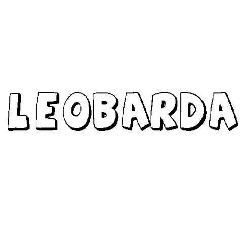 LEOBARDA
