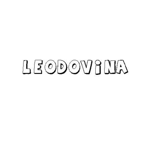LEODOVINA