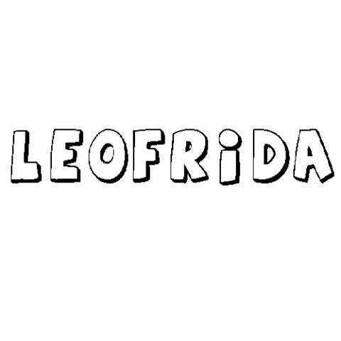 LEOFRIDA