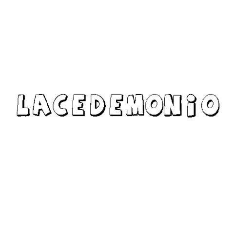 LACEDEMONIO