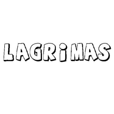 LÁGRIMAS