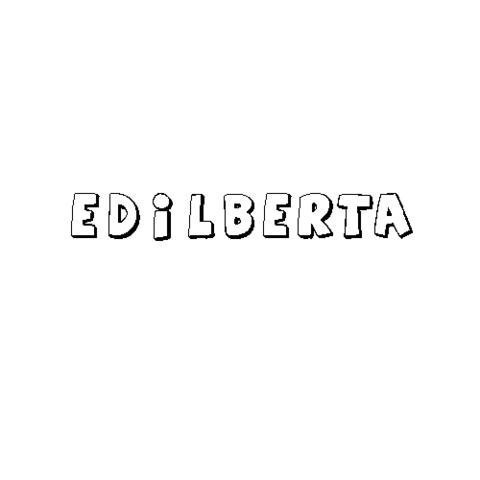EDILBERTA