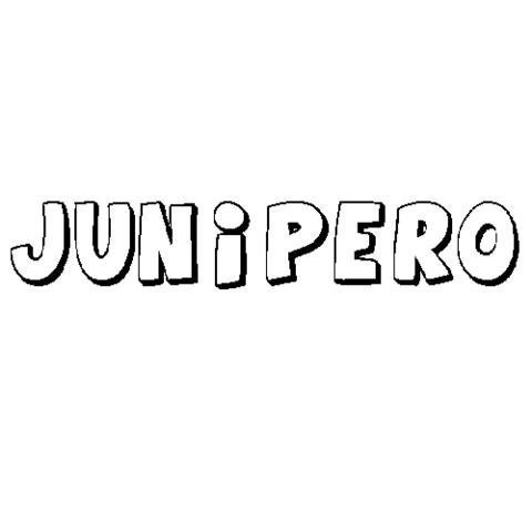 JUNÍPERO