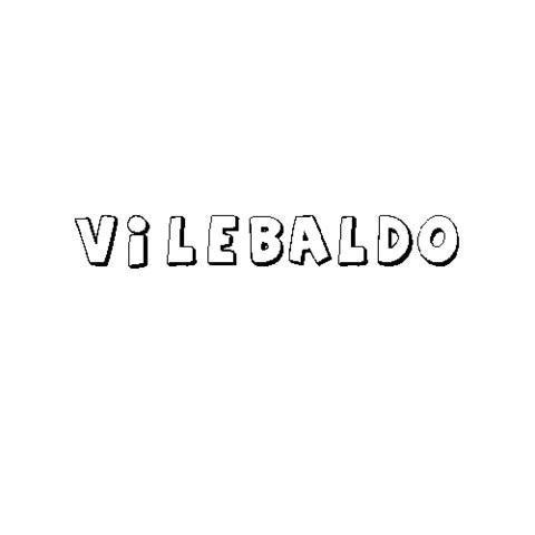 VILEBALDO