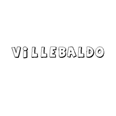 VILLEBALDO