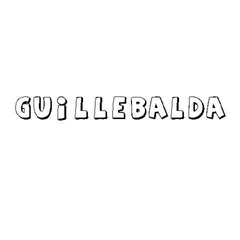 GUILLEBALDA