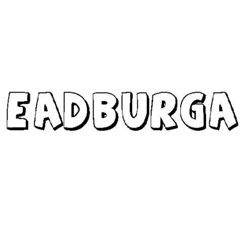 EADBURGA