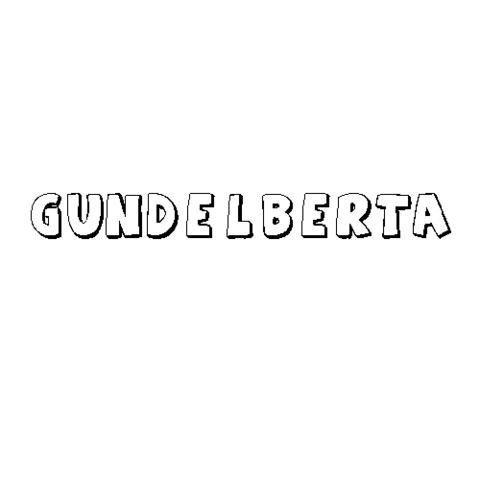 GUNDELBERTA