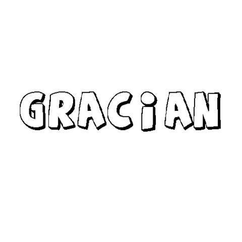 GRACIÁN