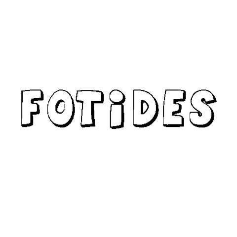 FOTIDES