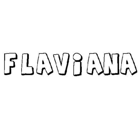 FLAVIANA