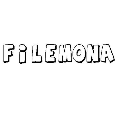 FILEMONA