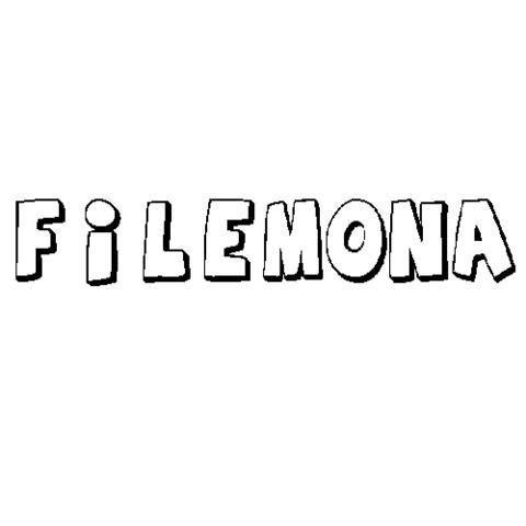 FILEMONA