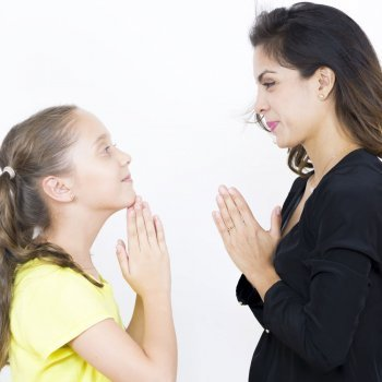 As crianças precisam perdoar e serem perdoadas