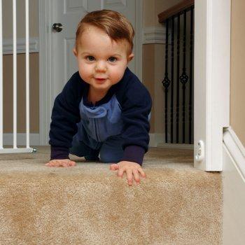 A segurança das crianças começa em casa