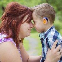 Quero que meu filho me escute e me ouça