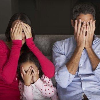 Os principais medos das mamães e dos papais