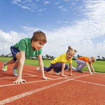 Como conseguir que seu filho seja um esportista