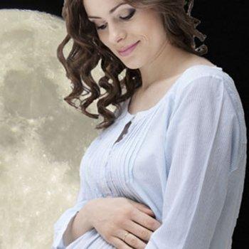A influência da lua no parto