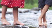 As brincadeiras ao ar livre das crianças estão em vias de extinção?