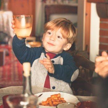 Ano Novo: uma grande ocasião para motivar as crianças