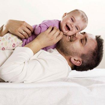 6 divertidas facetas de um pai para o seu bebê