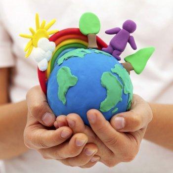 Como ensinar a criança a cuidar do nosso planeta