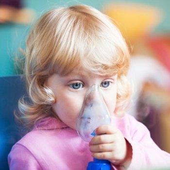 As crianças asmáticas e a contaminação da cidade