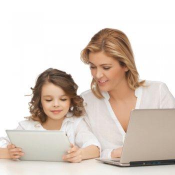 Sozinho não. Juntos, sim. Navegue com o seu filho pela internet