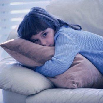 A depressão começa na infância