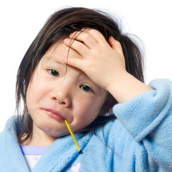 Como combater a tosse e a febre em crianças e bebês