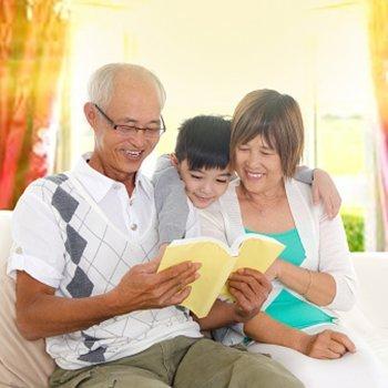 Os direitos dos avós e netos