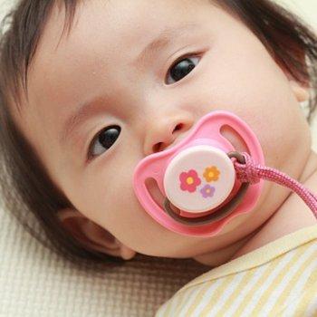 O bebê deve se esquecer da chupeta antes dos três anos