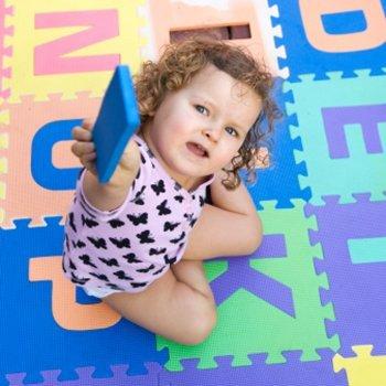 Como é difícil deixar o bebê na escola ou na creche